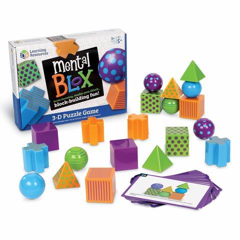 LER9280 Развивающая игра Ментал блокс Learning Resources