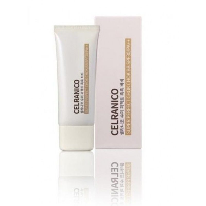 CELRANICO BB крем для лица с муцином улитки, SPF30/Pa++, 40мл