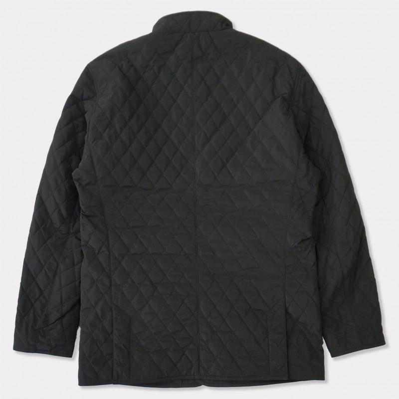 Стеганая мужская куртка Zefear black/check