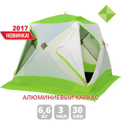 Палатка ЛОТОС Куб Классик А8 (модель 2017)