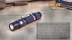 Фонарь светодиодный Fenix RC05, 300 лм, аккумулятор