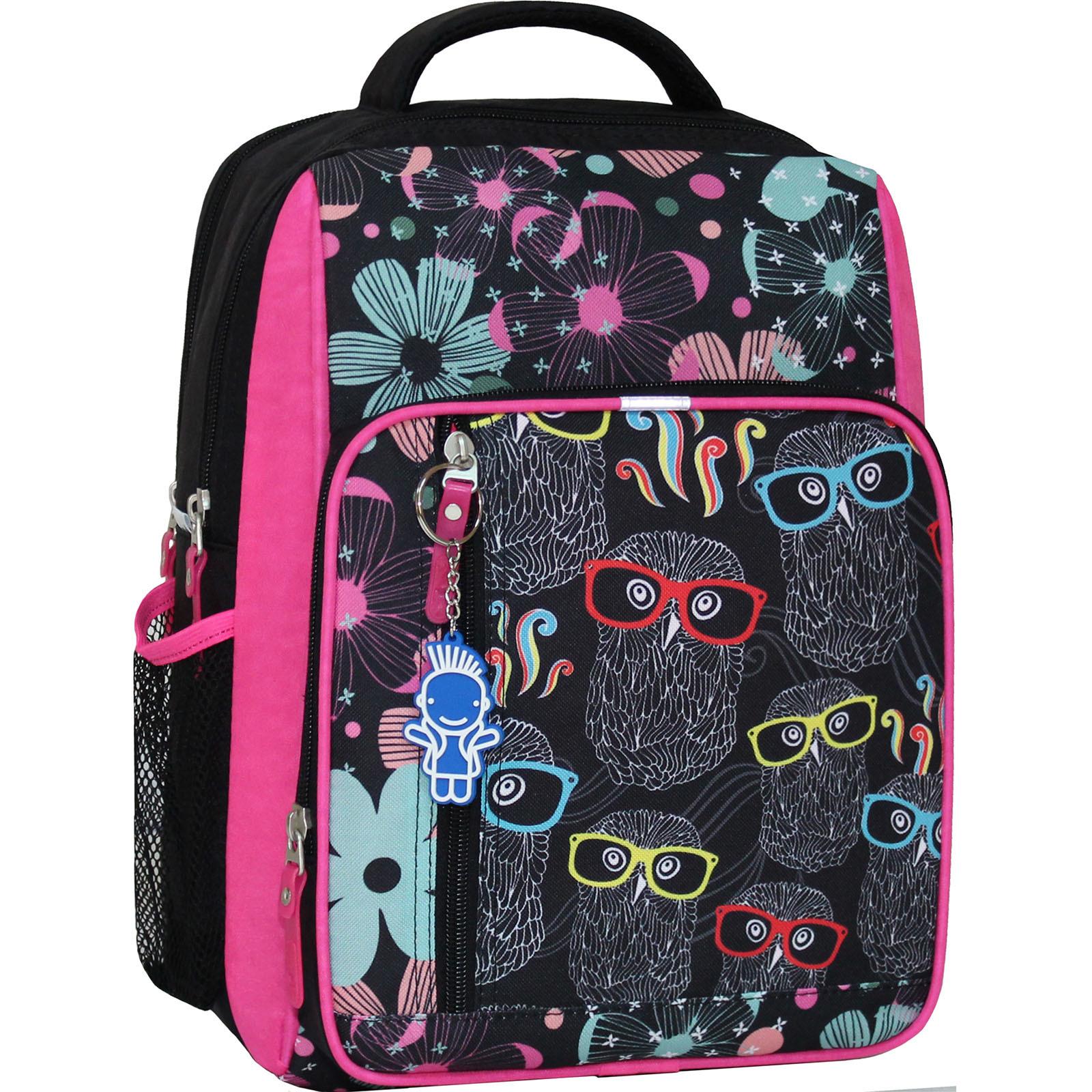 Школьные рюкзаки Рюкзак школьный Bagland Школьник 8 л. черный 403 (0012870) IMG_7715_403_.JPG