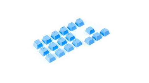 Клавиши Tai-Hao «Rubber Neon Blue»