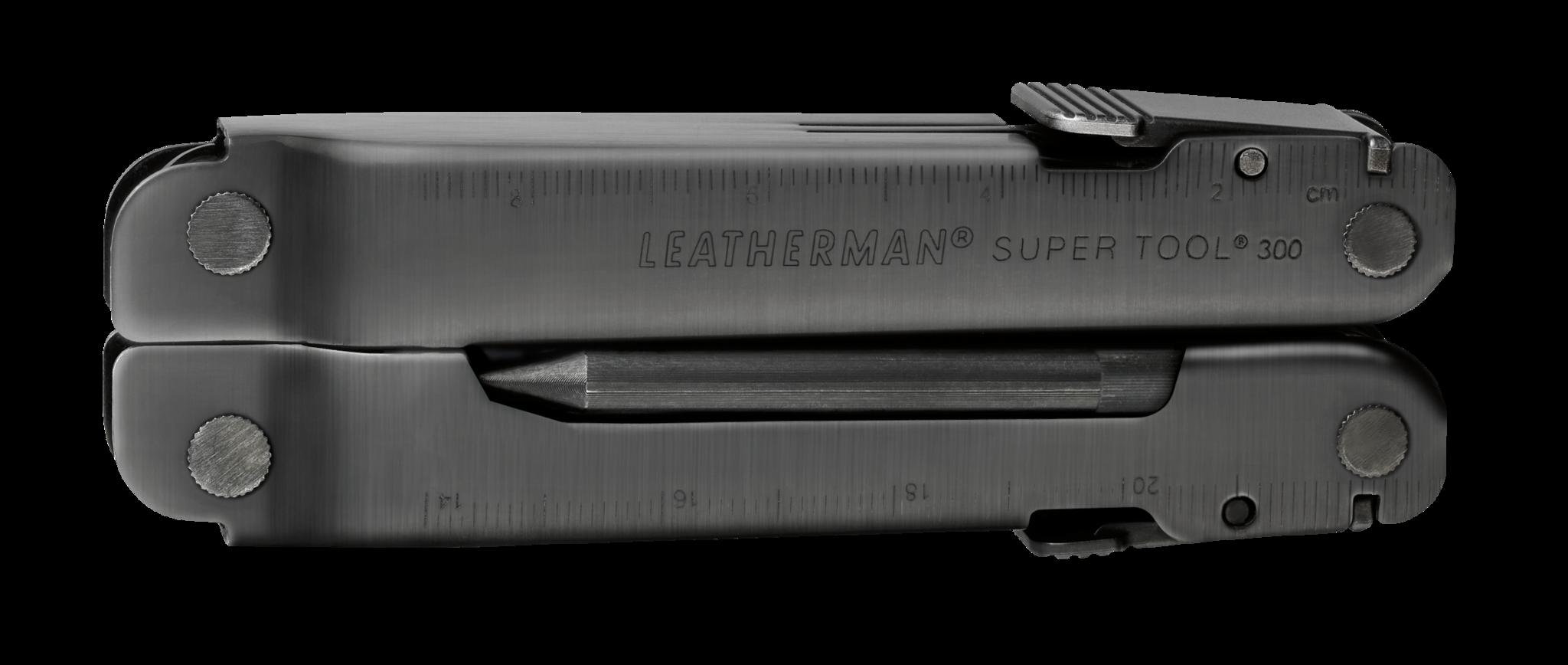 Мультитул Leatherman SuperTool 300 EOD, 19 функций, нейлоновый чехол