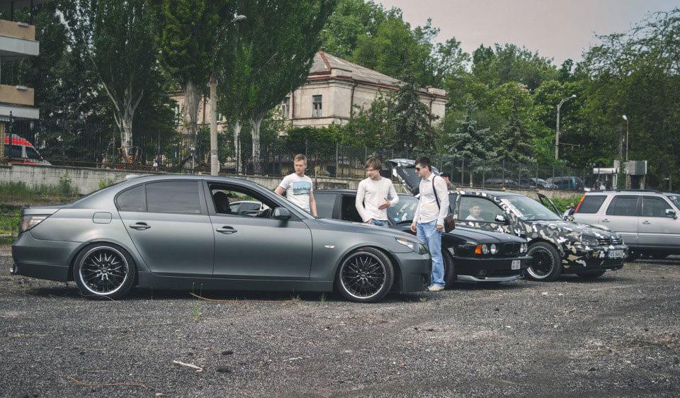 BMW E60 TA Technix