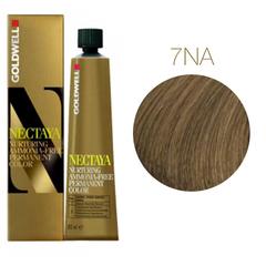 Goldwell Nectaya 7NA (натуральный пепельный блондин) - Краска для волос