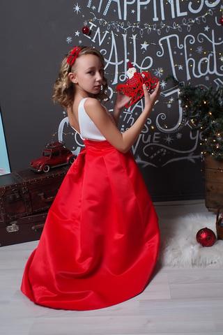Платье детское (артикул 2Н118-2)