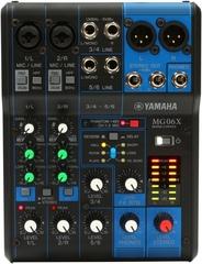 Аналоговые Yamaha MG06X