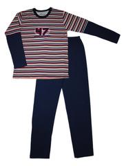 Пижама 446 синяя Таро