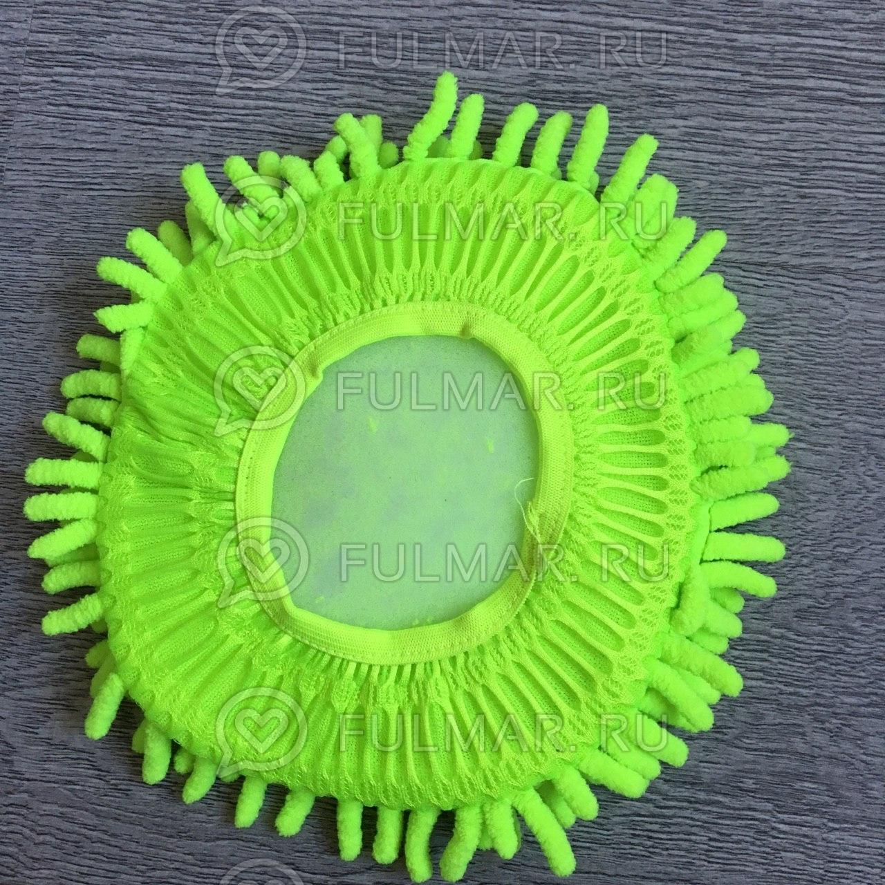 Картинка - Насадка для мытья стеклянных поверхностей Spin Mop