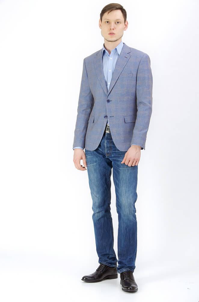 Пиджаки Slim fit CESARI MARIANO / Пиджак Slim Fit IMGP9370.jpg