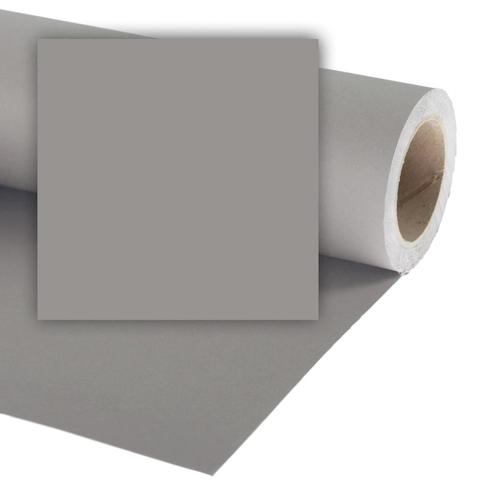 Фон бумажный Colorama LL CO551 1,35x11m MINERAL GREY