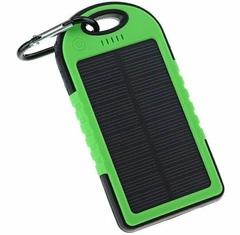 Аккумулятор на солнечной батареи Solar Power Bank 5000 mAh