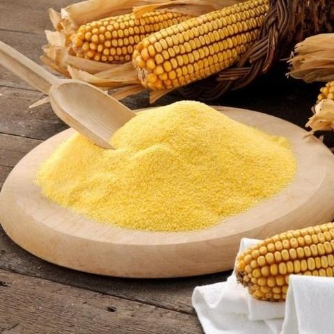 Мука кукурузная, 1 кг