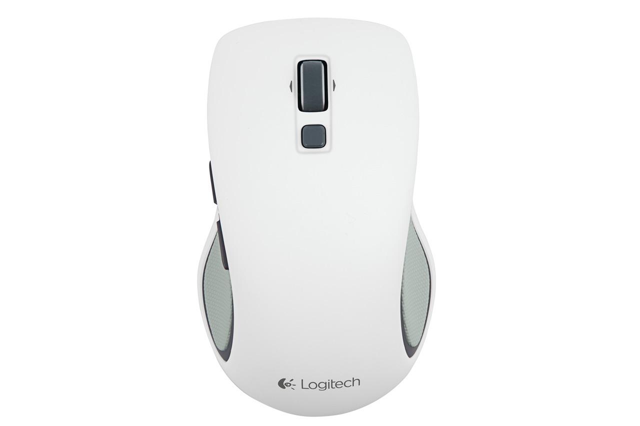 LOGITECH M560 White