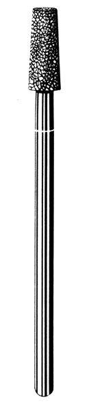 Лабораторные алмазные инструменты «SS WHITE» серия LAB 212/4040 Группа III. Средняя крошка.