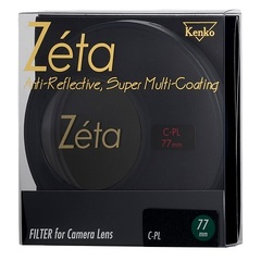 Поляризационный фильтр Kenko Zeta Wideband Circular PL W на 72mm