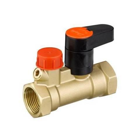 Клапан запорный ручной Danfoss LENO MSV-S - 2