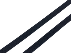 Резинка отделочная черная 10 мм Lauma