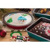 Форма для выпечки круглая 20,3 см Turquoise, артикул 1115726, производитель - Bakers Secret, фото 2