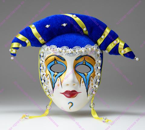 Морская фантазия - интерьерная маска