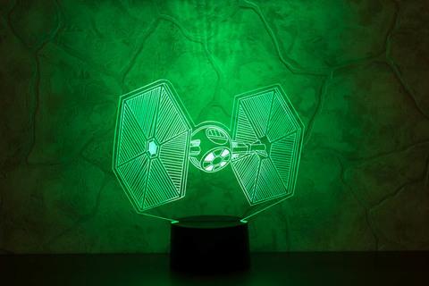 Лампа СИД - Истребитель