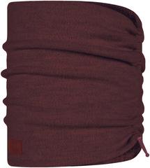 Шарф-труба шерстяной Buff Wool Fleece Maroon