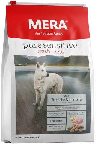 Mera Pure Sensitive fresh meat  Adult Truthahn&Kartoffel