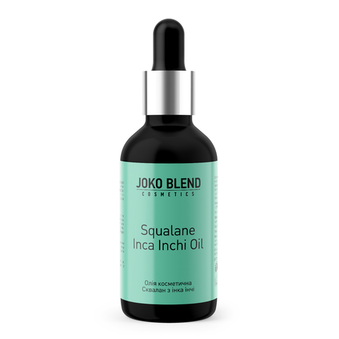 Масло косметическое Squalane Inca Inchi Oil Joko Blend 30 мл (1)