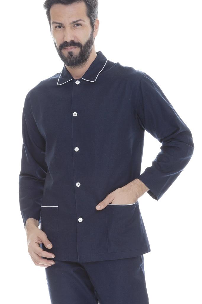 Хлопковая мужская пижама B&B