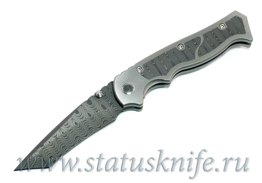 Нож Walter Brend Marauder Damascus
