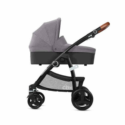 Детская коляска 2 в 1 CBX by Cybex Leotie Lux Comfy Grey