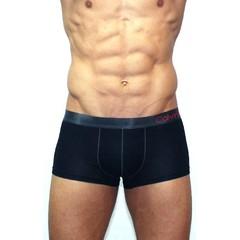 Мужские трусы боксеры черные Calvin Klein One Modal