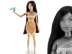 Кукла Покахонтас с питомцем, Принцесса Диснея