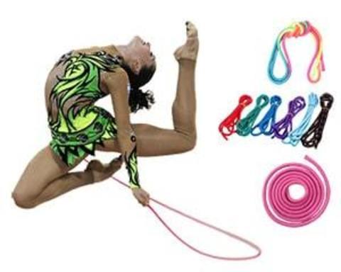Купить скакалки для художественной гимнастики
