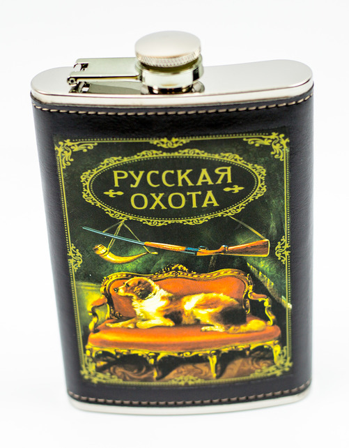 Фляжка Русская охота