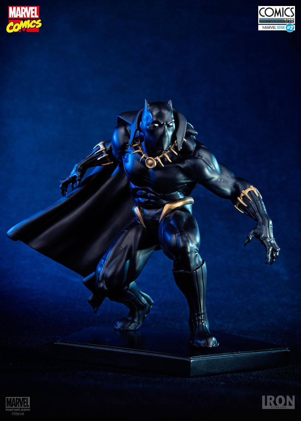 Marvel Comics 1/10 Scale Art Statue - Black Panther
