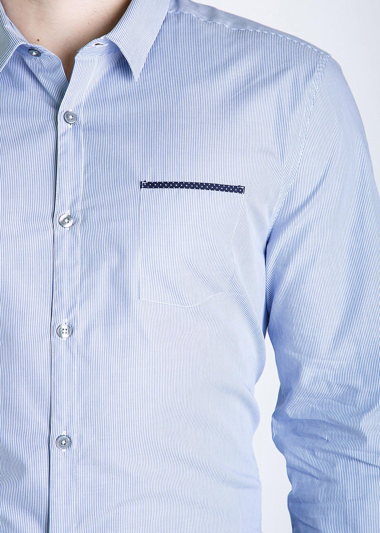 Рубашка из хлопка. PAUL SMITH LONDON