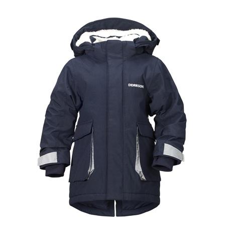 куртка Didriksons Indre Parka Navy (морской бриз)