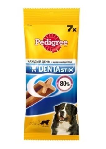 Педигри Дента Стикс для собак крупных пород 270г