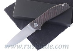 Shirogorov HatiOn Lite M390 Red CF MRBS