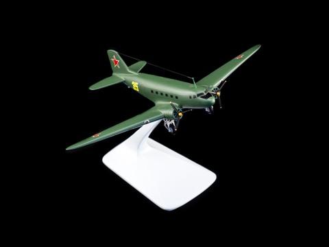 Модель самолета Ли-2 (М1:144, ВВС Зеленый)