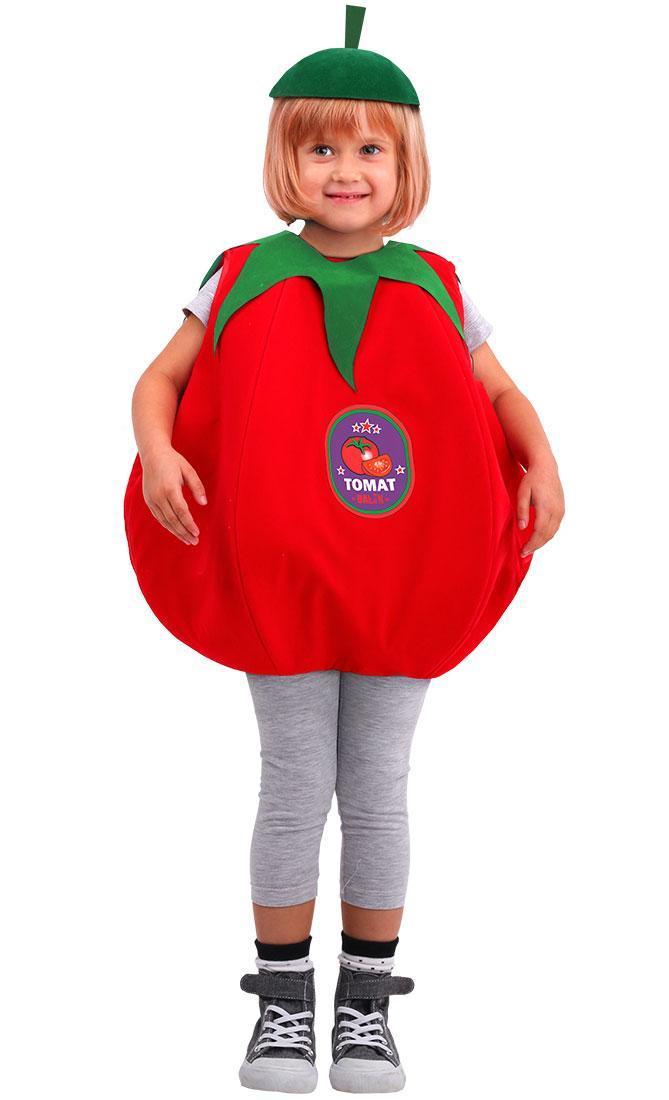Костюм детский карнавальный Помидорка