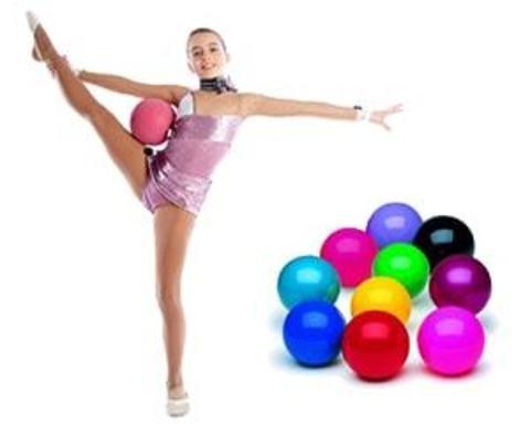 Купить мячи для художественной гимнастики