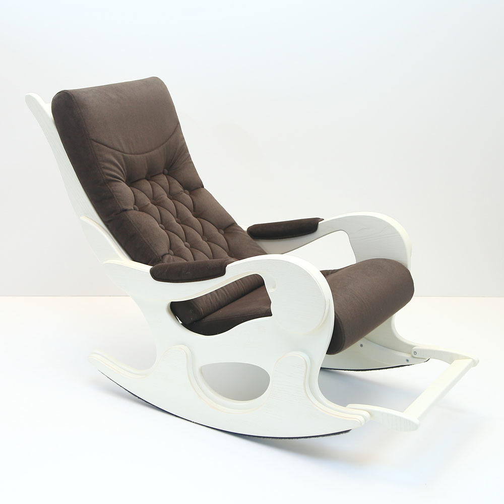 Кресло-качалка Wood Gelaxy — купить в Москве по цене 24 900 руб в интернет-магазин AVKmebel.ru