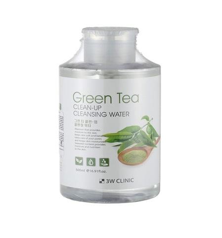 3W Clinic - Вода очищающая
