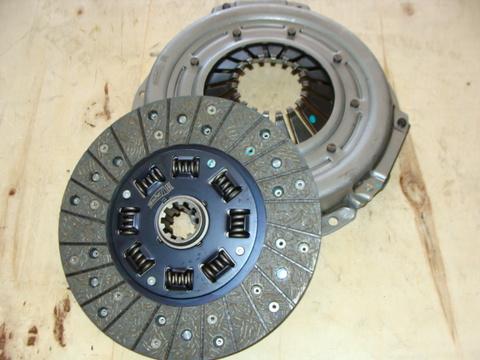 Сцепление  комплект  лепест. дв.417,421 (вал Д35 мм) MetalPart