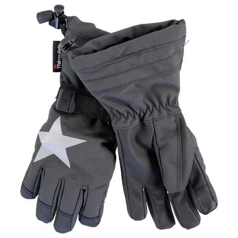 Molo Mackenzie Pro детские перчатки с флисовым подкладом