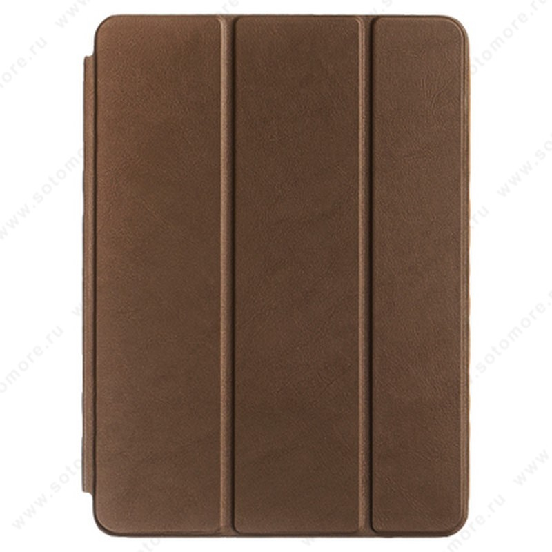 Чехол-книжка Smart Case для Apple iPad New темно-коричневый