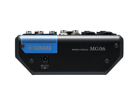 Аналоговые Yamaha MG06